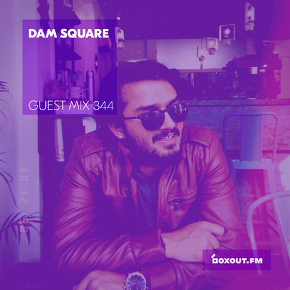 Guest Mix 344 - Dam Square