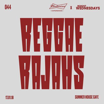 Budweiser x BW044.1 - Reggae Rajahs