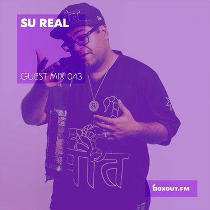 Guest Mix 043 (JSTJR Tour Special) - Su Real
