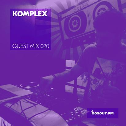 Guest Mix 020 - Komplex