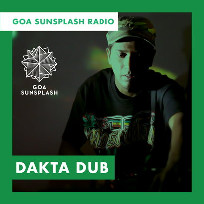 Goa Sunsplash Radio - Dakta Dub