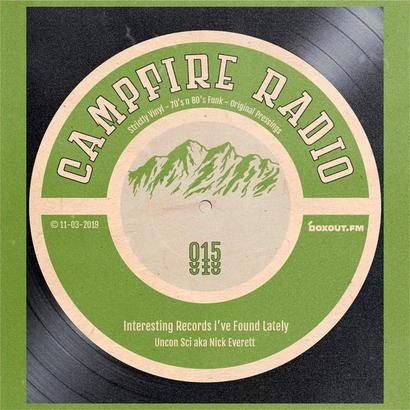 Campfire Radio 015 - Uncon Sci