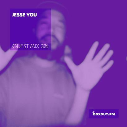 Guest Mix 376 - Jesse You