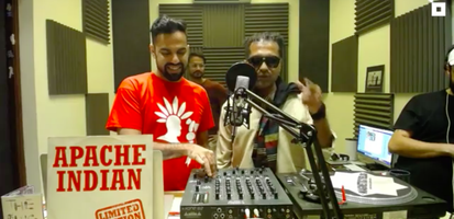 Fresh Out The Box w/ Apache Indian and Reggae Rajahs
