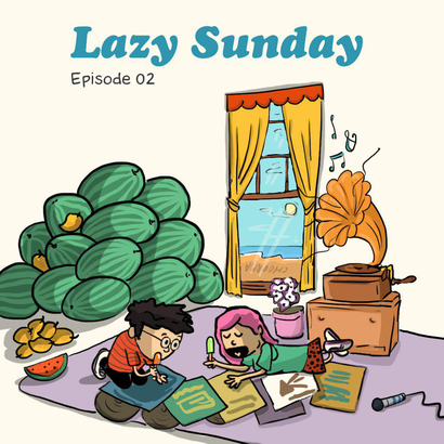 Lazy Sunday 002 - MALFNKTION