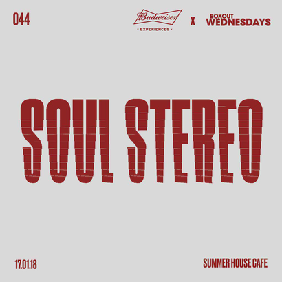 Budweiser x BW044.2 - Soul Stereo