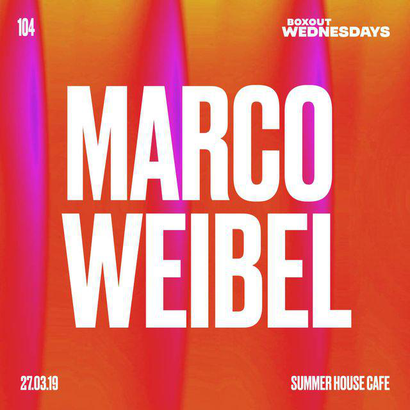 Boxout Wednesdays 104.3 - Marco Weibel