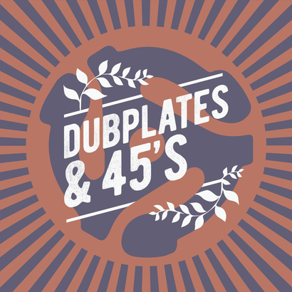 DUBPLATE'S AND 45'S 012 - Delhi Sultanate   BFR Soundsystem
