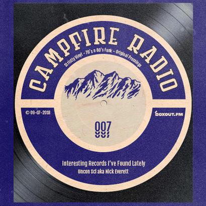 Campfire Radio 007 - Uncon Sci