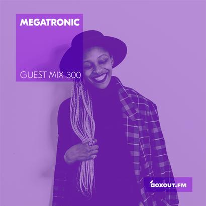 Guest Mix 300 - Megatronic