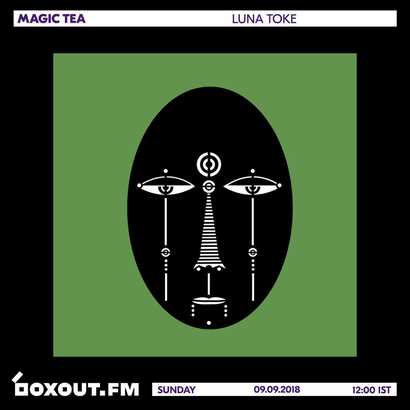 Magic Tea 016 - Luna Toke