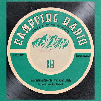 Campfire Radio 011 - Uncon Sci