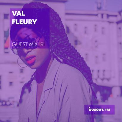 Guest Mix 191 - Val Fleury
