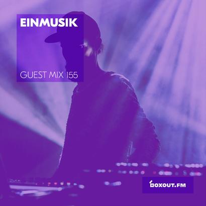 Guest Mix 155 - Einmusik