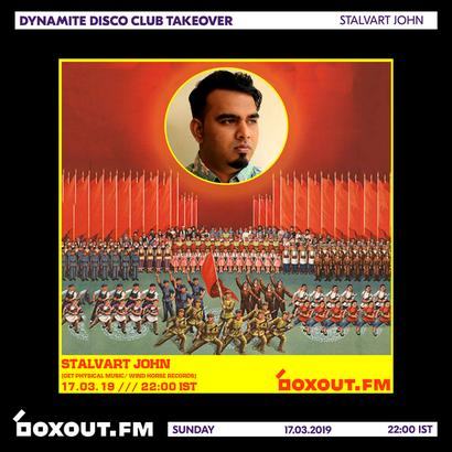 Dynamite Disco Club 2nd Anniversary - Stalvart John