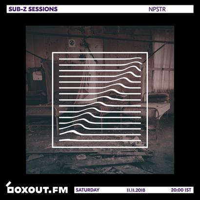 Sub-Z Sessions 037 - Npstr