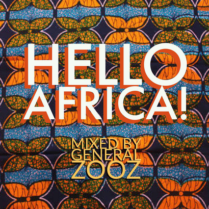 KRUNK Guest Mix 047 :: Hello Africa! by General Zooz