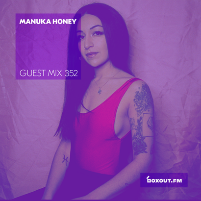 Guest Mix 352 - Manuka Honey