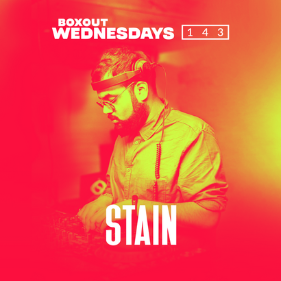 Boxout Wednesdays 143.1 - Stain
