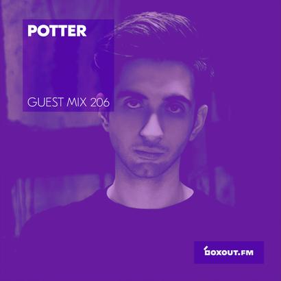 Guest Mix 206 - Potter