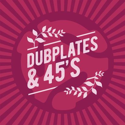 DUBPLATES & 45'S 015 - Delhi Sultanate   BFR Soundsystem