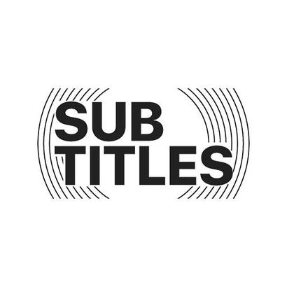 Sub-Titles