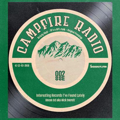 Campfire Radio 002 - Uncon Sci