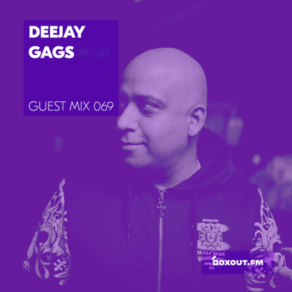 Guest Mix 069 - Deejay Gags
