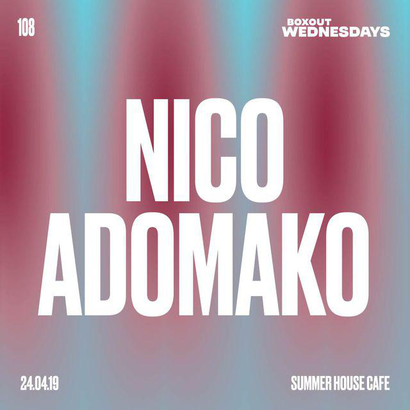 Boxout Wednesdays 108.2 - Nico Adomako