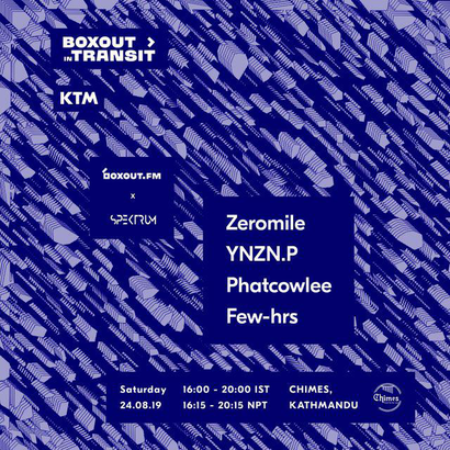 Boxout In Transit KTH (Spektrum) - Zeromile