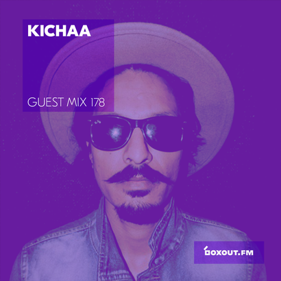 Guest Mix 178 - Kichaa (Live)