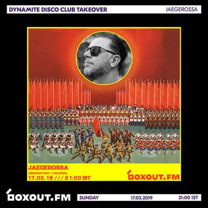 Dynamite Disco Club 2nd Anniversary - Jaegerossa