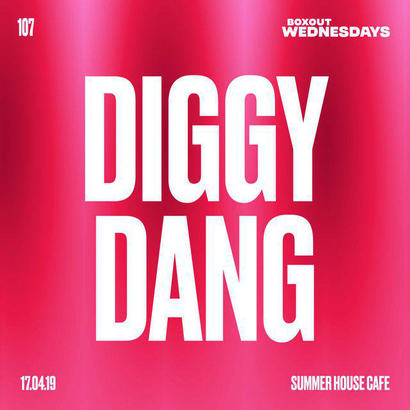 Boxout Wednesdays 107.2 - Diggy Dang
