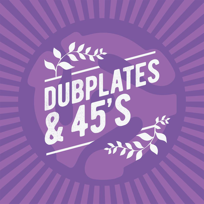DUBPLATES AND 45'S 010 - Delhi Sultanate | BFR Sound System