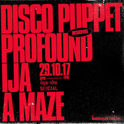 BS015.4 - Disco Puppet (Live)