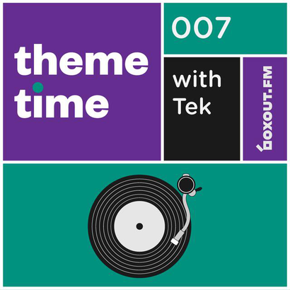 Theme Time 007 : Freerunning - Tek