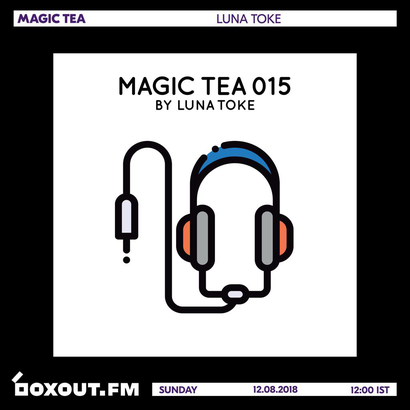 Magic Tea 015 - Luna Toke