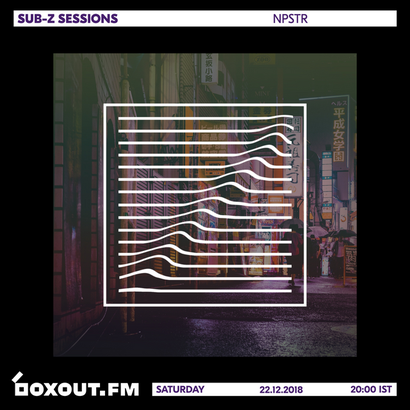 Sub-Z Sessions 042 - Npstr