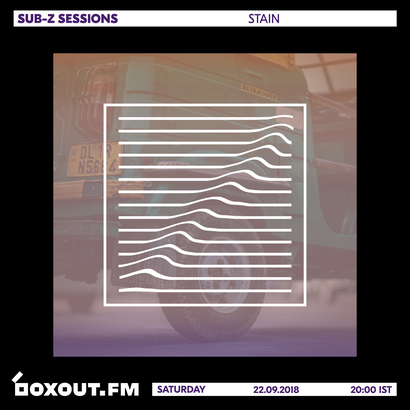 Sub-Z Sessions 031 - Stain