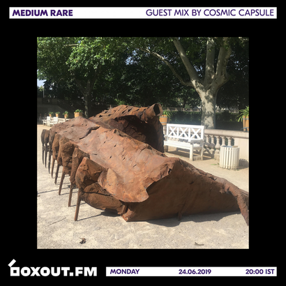 Medium Rare 041 - Guest Mix by Cosmic Capsule