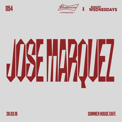 Budweiser x BW054.3 - Jose Marquez