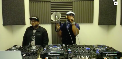 MC Zulu & Su Real Live From The HQ