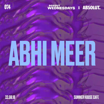 BW074.3 x Absolut - Abhi Meer