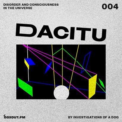 DACITU 004 - Investigations Of A Dog