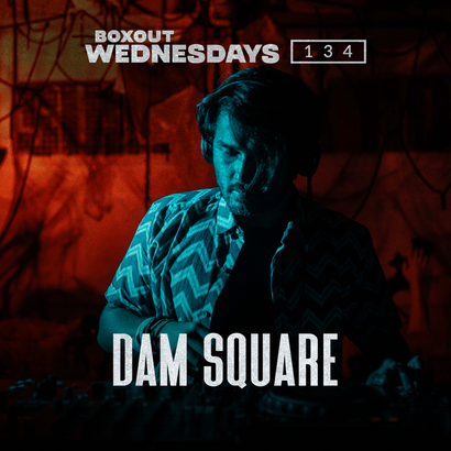 Boxout Wednesdays 134.2 - Dam Square