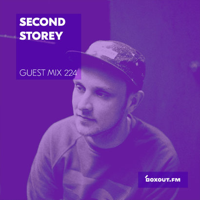 Guest Mix 224 - Second Storey