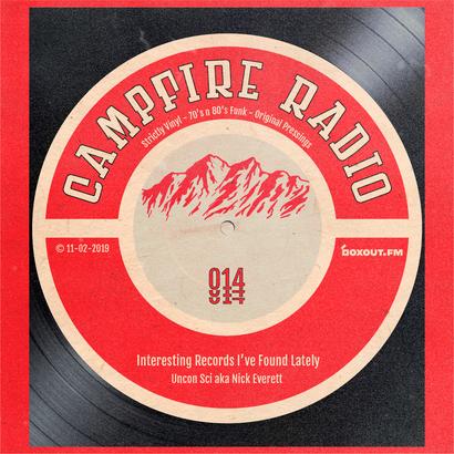 Campfire Radio 014 - Uncon Sci