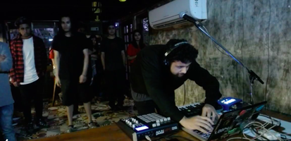 Disco Puppet live set from Boxoutsocial #015 w/ DiscoPuppet, Profound, Ija, Amaze