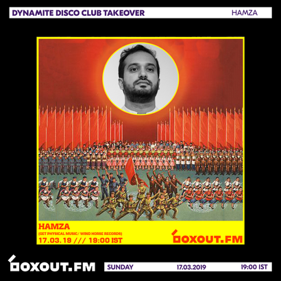 Dynamite Disco Club 2nd Anniversary - Hamza