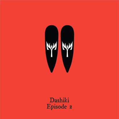 Dashiki 002 - Luteka